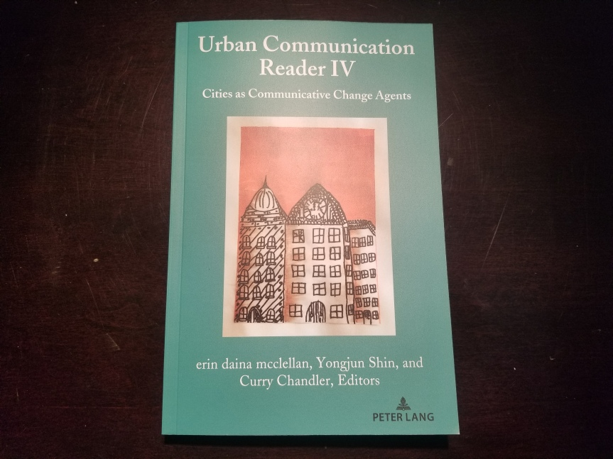 New Book: Urban Communication Reader vol. IV
