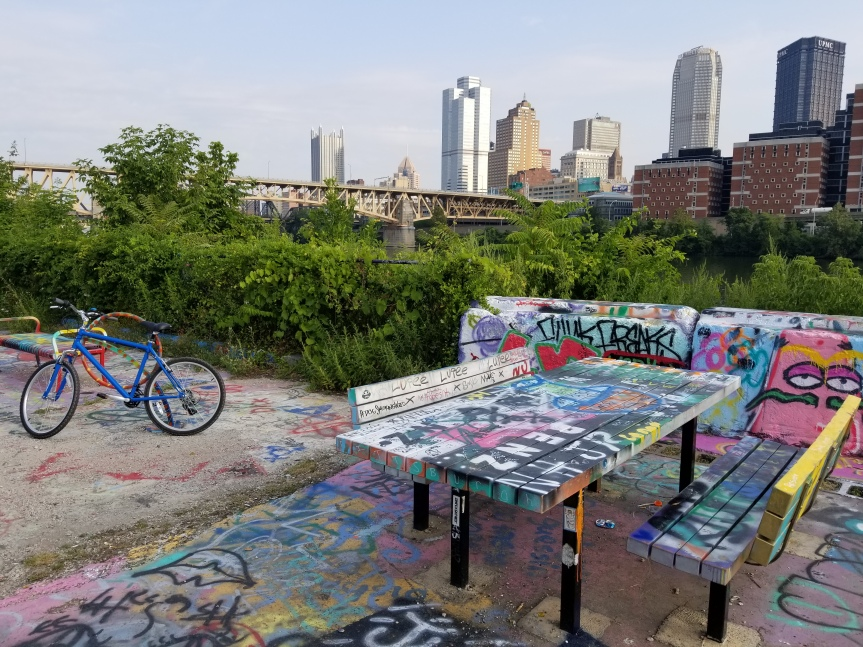 Shots from the Block: the ColorPark