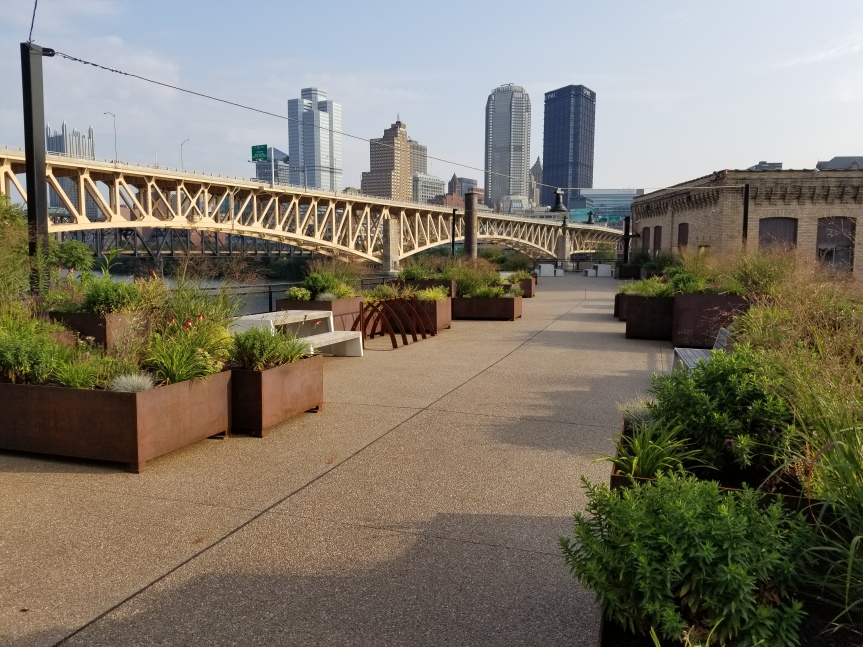 Shots from the Block: PittsburghHighline