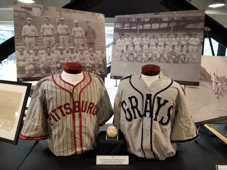 2021 Pittsburgh Negro Leagues Commemoration at PNCPark